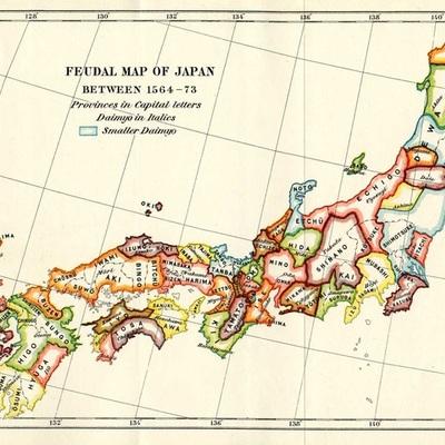 Shogunate Japan Timeline
