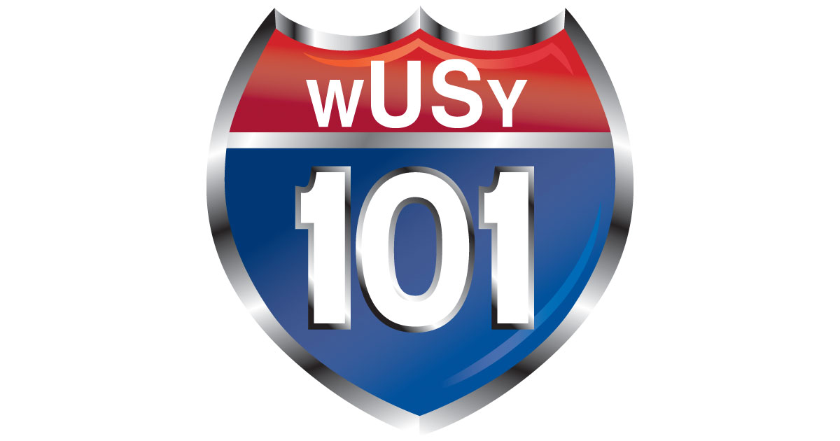 US 101 FM - Chattanooga Country Music - WUSY-FM | Radio com