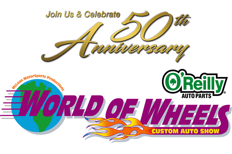 OReilly Auto Parts World Of Wheels US - Car show chattanooga 2018