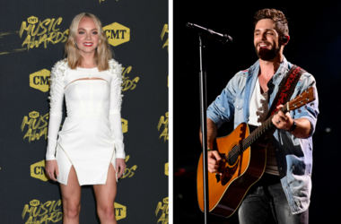 Danielle Bradbery and Thomas Rhett
