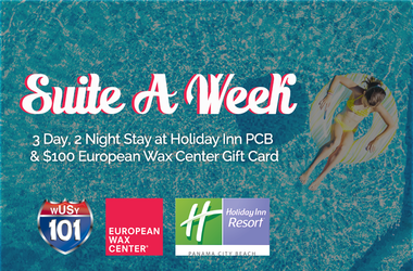 Suite a Week Presented by European Wax Center