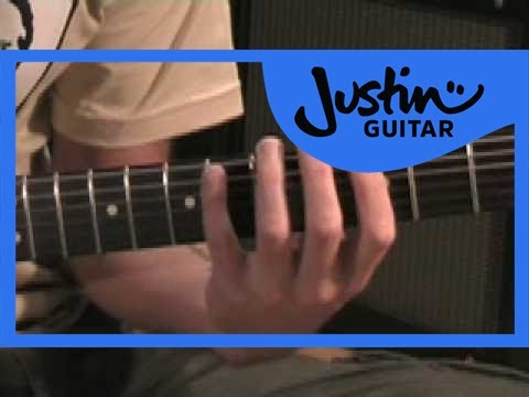 Jazz Blues with Walking Bass (Guitar Lesson JA-203) How to play thumbnail