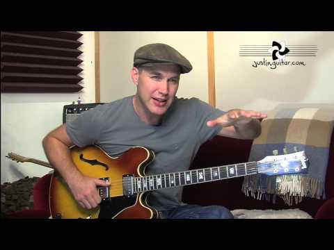 How to Tune Your Guitar using Harmonics (Guitar Lesson ES-012) thumbnail