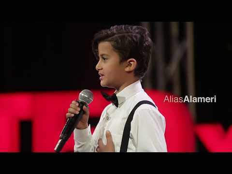 My Journey from Carrying a Weapon to Carrying a Guitar  | Elias Alameri | TEDxKids@Sanaa thumbnail