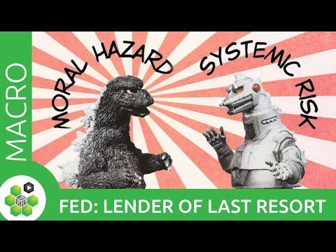 The Fed as Lender of Last Resort thumbnail