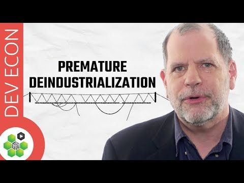 Premature Deindustrialization thumbnail