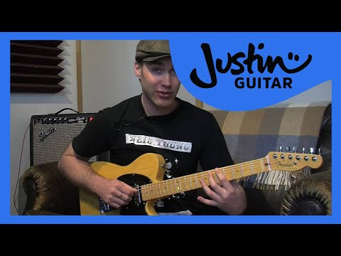 Substitutions for the I VI II V Chord Sequence (Jazz Guitar Lesson JA-030) How to play thumbnail