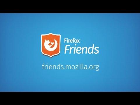 Hello Firefox Friends! thumbnail