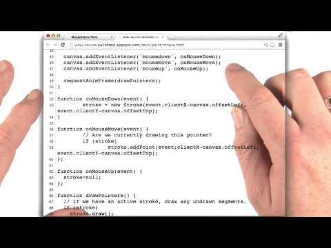 Change to pointers - Mobile Web Development thumbnail