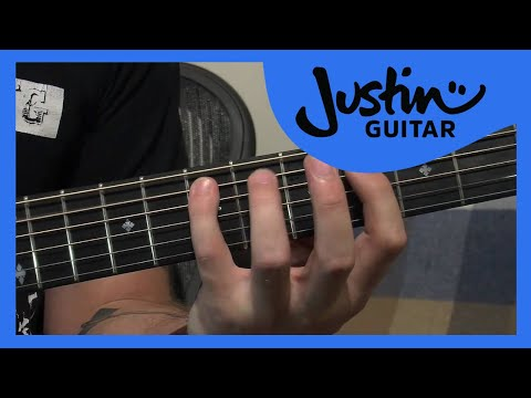 12 Bar Blues Bass Lines (Guitar Lesson IM-146) How to play IF Stage 4 thumbnail