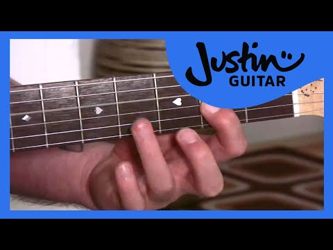 12 Bar Blues Style (Guitar Lesson BC-183) Guitar for beginners Stage 8  thumbnail