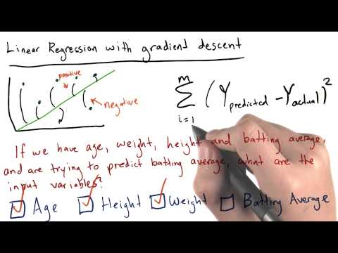 Batting Average with Linear Regression - Intro to Data Science thumbnail