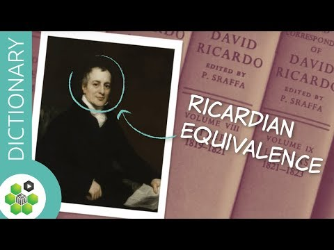 What Is Ricardian Equivalence? thumbnail