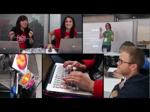 Mozilla Festival 2012: building a generation of Webmakers (long version) thumbnail