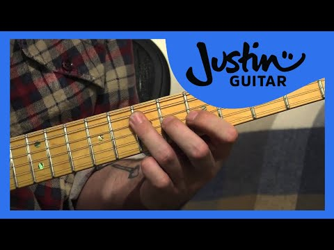 Lick #9: Jazzy 7th Rolls (Guitar Lesson LK-009) How to play thumbnail
