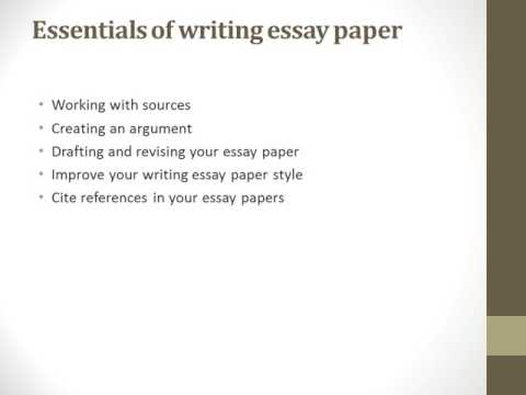 Essay Helps Videos  Amara Help With Writing Essay Papers