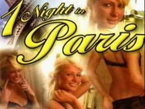 Paris Hilton On Night In Paris