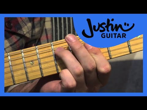 Lick #5: Static Root Blues (Guitar Lesson LK-005) How to play thumbnail