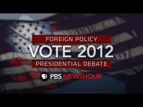 The Complete Final Presidential Debate between Barack Obama and Mitt Romney thumbnail