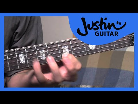 Reharmonising A Melody Note (Jazz & Songwriting Guitar Lesson JA-034) thumbnail