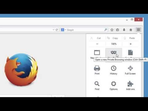 Firefox Private Browsing - Browse the web without saving information about the sites you visit thumbnail