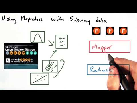 MapReduce with Subway Data - Intro to Data Science thumbnail