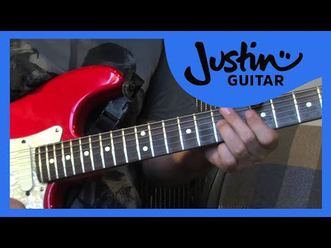 Lick #12: Tapping Bends (Guitar Lesson LK-012) How to play thumbnail