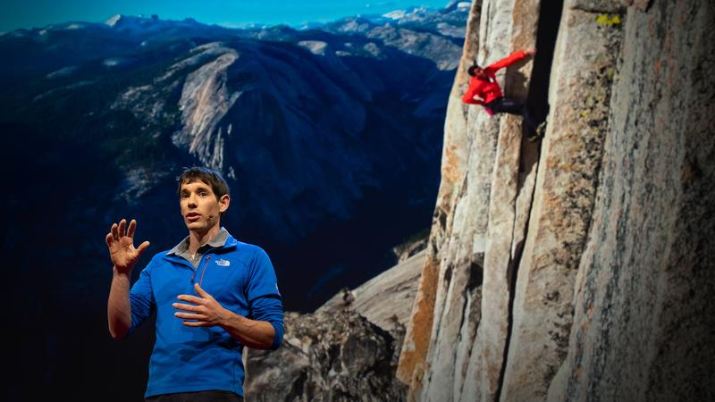 How I climbed a 3,000-foot vertical cliff -- without ropes thumbnail