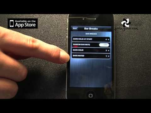 The Time Trainer Metronome App by JustinGuitar - Promo Video thumbnail