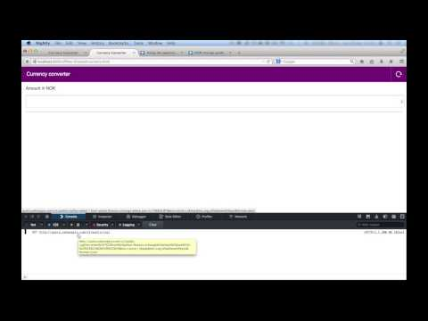 App Basics for FirefoxOS - Offline Functionality thumbnail
