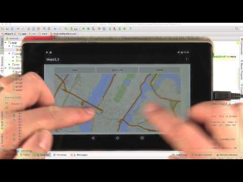 Introducing the GoogleMap Object thumbnail