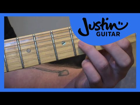 Diminished as a 7b9 Chord (Jazz Guitar Lesson JA-029) How to play thumbnail