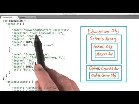 Validating JSON Solution - JavaScript Basics thumbnail
