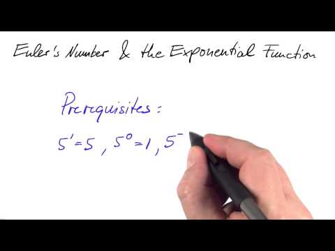 Exponential Function - Differential Equations in Action thumbnail
