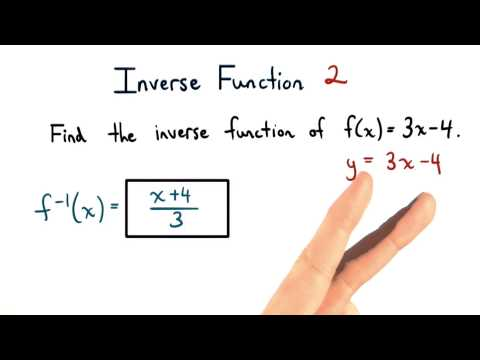 Inverse Functions Practice 2 - Visualizing Algebra thumbnail