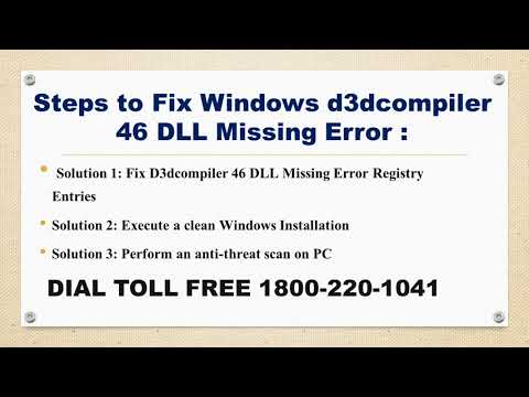 d3dcompiler 46.dll gratuit