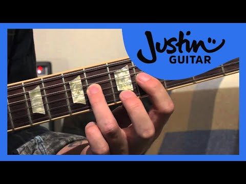 Major Pentatonic Scale (Guitar Lesson IM-153) How to play IF Stage 5  thumbnail