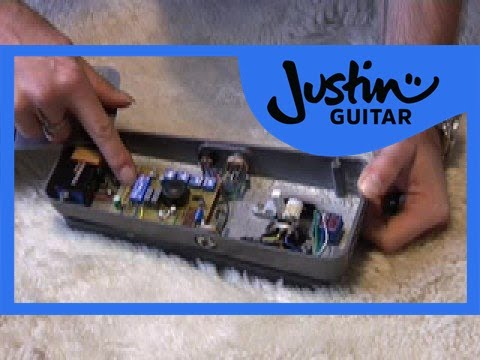 RMC3 Wah Wah Pedal REVIEW DEMO (GG-301) How to play thumbnail