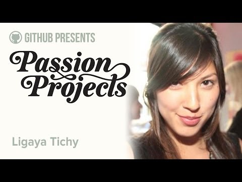GitHub Presents • Passion Projects (Live) #8 • Ligaya Tichy (Giving Charitably) thumbnail