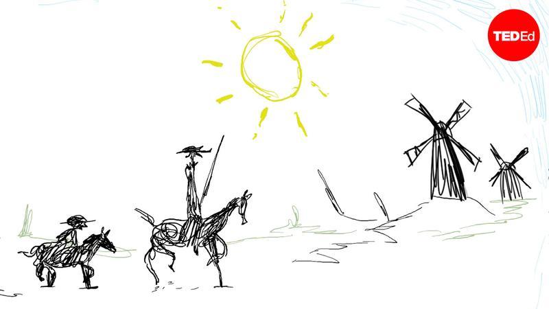 "Why should you read ""Don Quixote""? - Ilan Stavans thumbnail"