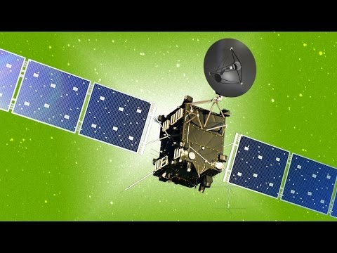 5 Things You Need to Know About Rosetta, the Comet Chaser -- The Countdown #40 thumbnail