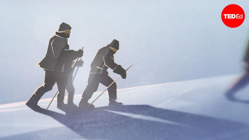 The dangerous and daring race for the South Pole - Elizabeth Leane thumbnail