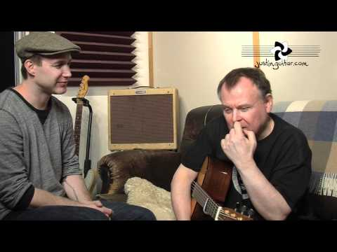 Interview with David Mead, chat about transcribing and sidetracks! (Guitar Lesson MA-202) thumbnail