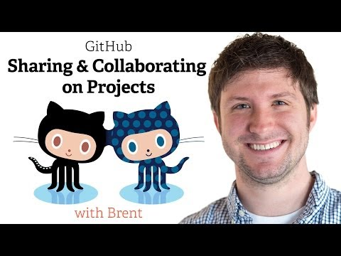 Webcast • Sharing and Collaborating on Projects with GitHub thumbnail
