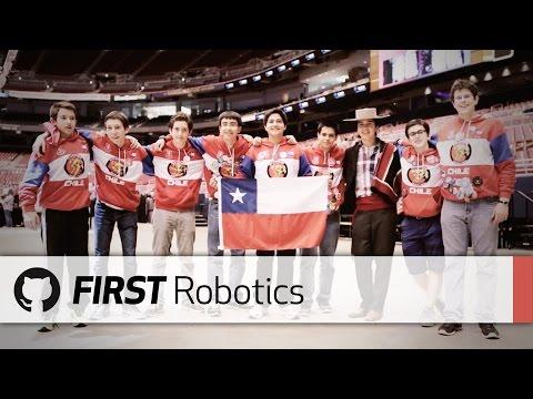 FIRST Robotics • Presented by GitHub thumbnail