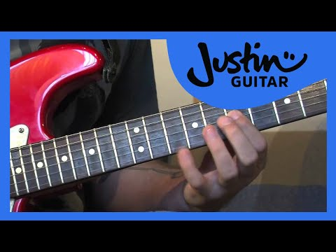 Lick #11: Rock Sliding Octaves (Guitar Lesson LK-011) How to play thumbnail