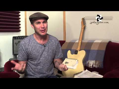 The Real Book, Jazz Standards (Guitar Lesson JA-004) thumbnail