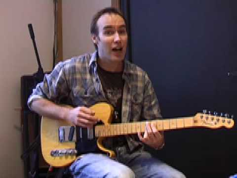 Funk Grooves (Guitar Lesson RH-023) How to play thumbnail