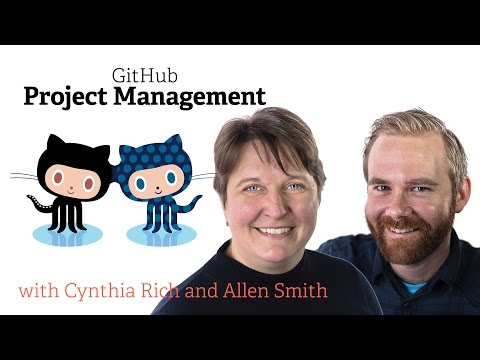 Webcast • Github for Project Management thumbnail