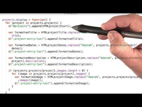 Encapsulating Functions Solution - JavaScript Basics thumbnail
